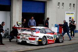 #99 Precote Herberth Motorsport Porsche 911 GT3 R: Robert Renauer, Mathieu Jaminet
