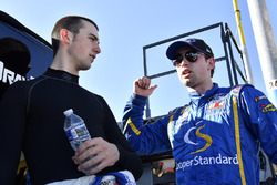 Austin Cindric, Brad Keselowski Racing Ford and Chase Briscoe, Brad Keselowski Racing Ford