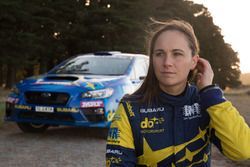 Molly Taylor, Subaru do Motorsport team