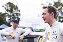 Sebastian Marshall, Hyundai Motorsport