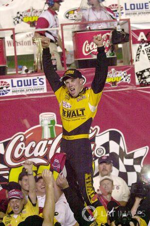 Ganador de la carrera Matt Kenseth