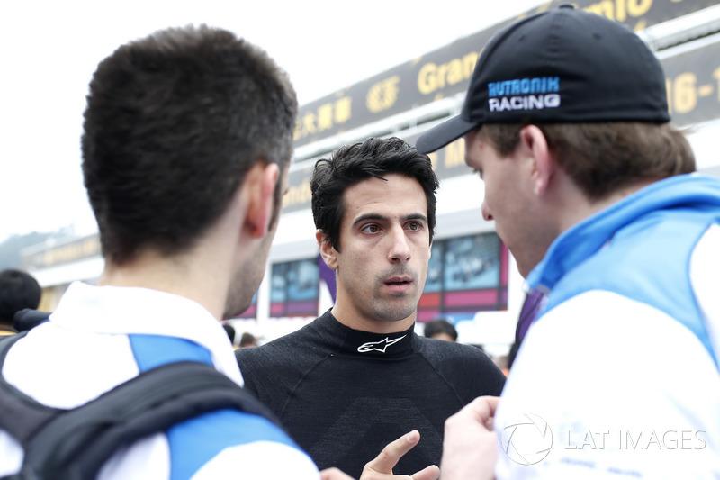 Лукас ди Грасси, HCB-Rutronik-Racing, Audi R8 LMS