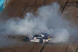 Race winner William Byron, JR Motorsports Chevrolet