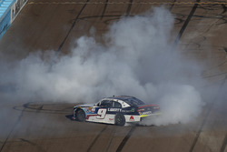 Race winner William Byron, JR Motorsports Chevrolet