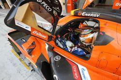 #26 G-Drive Racing ORECA 07-Gibson: Mahaveer Raghunathan