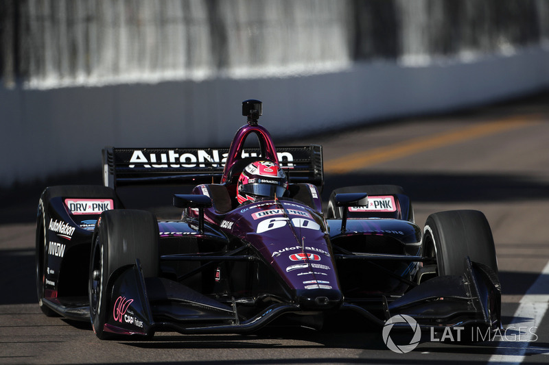 Jack Harvey, Michael Shank Racing Honda