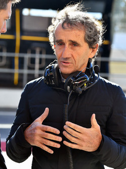 Alain Prost, Renault Sport F1 Consejero del equipo