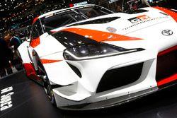 Toyota GR Supra Racing Concept