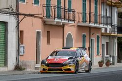 Luca Panzani, Francesco Pinelli, Ford Fiesta R5, ASD Motorsport