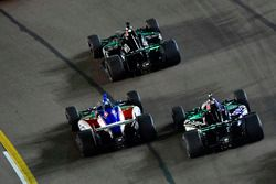 Эд Карпентер, Ed Carpenter Racing Chevrolet, Тони Канаан, A.J. Foyt Enterprises Chevrolet, и Грэм Ре