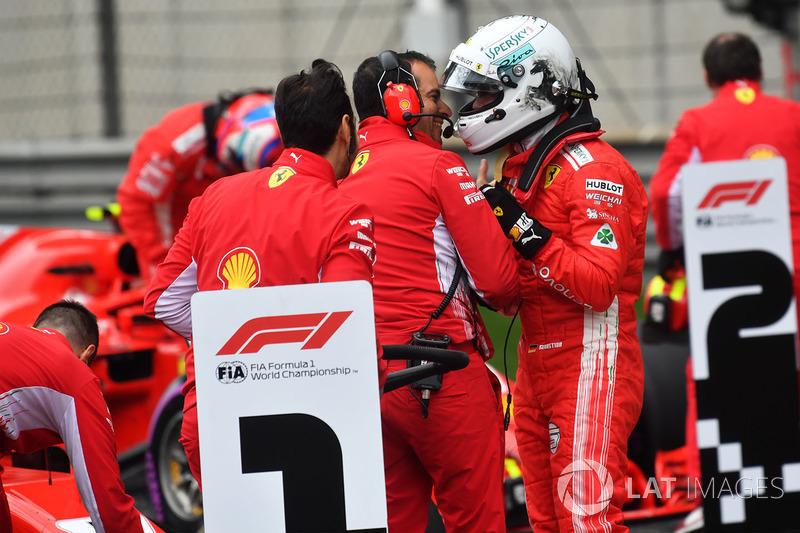 Pole para Sebastian Vettel en el GP de China