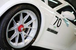 Porsche 911 GT3 Guest Car, dettaglio