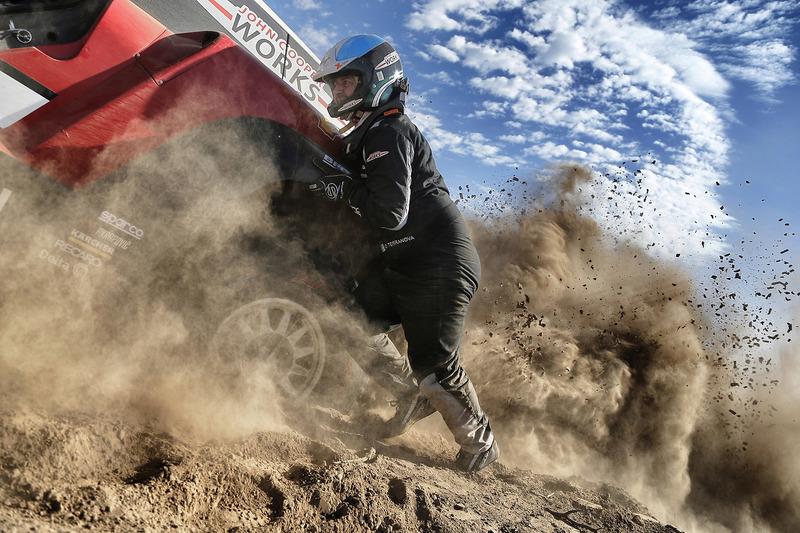 #307 X-Raid Team Mini: Orlando Terranova, Bernardo Graue