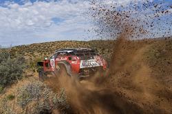 Халид Аль-Кассими и Ксавье Пансери, PH-Sport, Peugeot 3008 DKR (№319)