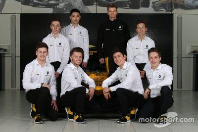 2018 Renault Sport Academy line-up announcement