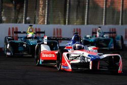 Nick Heidfeld, Mahindra Racing, Oliver Turvey, NIO Formula E Team, Antonio Felix da Costa, Andretti