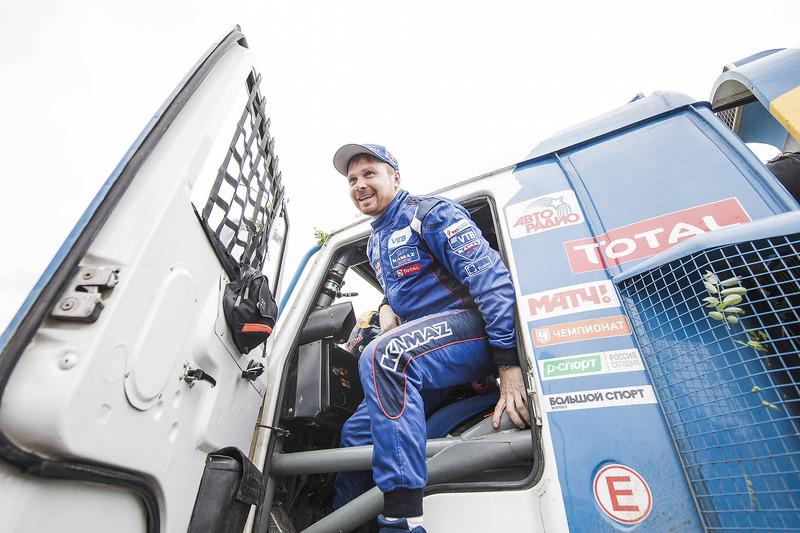 Rally Dakar (camiones): Eduard Nikolaev