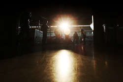 #40 GRAFF, Oreca 07 - Gibson: James Allen, Richard Bradley, Gustavo Yacaman