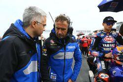 Andrea Dosoli, Yamaha, Les Pearson
