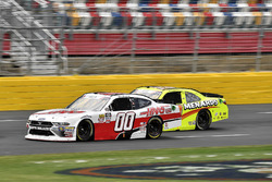 Cole Custer, Stewart-Haas Racing, Ford Mustang Haas Automation and Brandon Jones, Joe Gibbs Racing, Toyota Camry Toyota Menards Jeld-Wen/