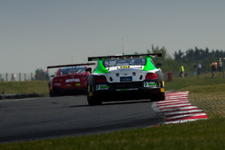 #7 Team Parker Racing Ltd - Bentley Continental GT3 - Ian Loggie, Callum Macleod