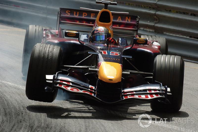 Christian Klien: 49 Grand Prix'nin 8'inden puanla ayrıldı