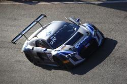 #55 Attempto Racing Audi R8 LMS: Nicolas Pohler, Pierre Kaffer, Jeffrey Schmidt