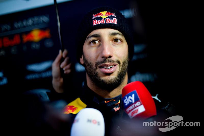 #3 Daniel Ricciardo, Red Bull Racing