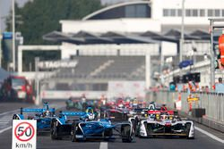 Nicolas Prost, Renault e.Dams, Daniel Abt, Audi Sport ABT Schaeffler, Sébastien Buemi, Renault e.Dams
