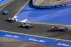 Sam Bird, DS Virgin Racing, Edoardo Mortara, Venturi Formula E Team, Maro Engel, Venturi Formula E T