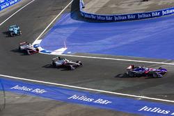 Sam Bird, DS Virgin Racing, Edoardo Mortara, Venturi Formula E Team, Maro Engel, Venturi Formula E Team. e Nicolas Prost, Renault e.Dams