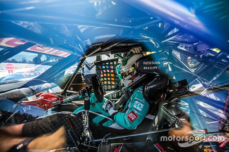 10. Michael Caruso, Nissan Motorsport