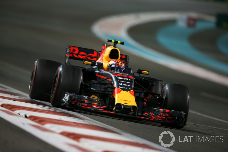 2017 : Red Bull RB13, motor TAG-Heuer (Renault)