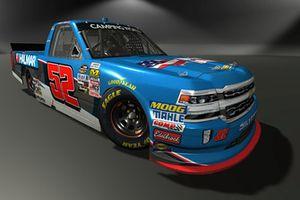 Stewart Friesen, Halmar Friesen Racing, Chevrolet Silverado