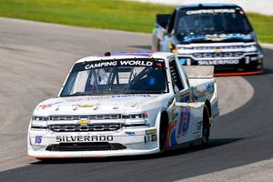 Wendell Chavous, Premium Motorsports, Chevrolet Silverado Sobriety Nation