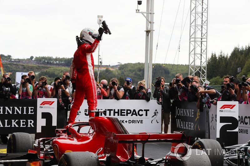 2018 começou melhor do que 2017 e mais uma vez a chama da esperança brilhou para os fãs da Ferrari. Mas após uma sucessão de erros de Vettel e da própria equipe, o sonho foi adiado. O GP da Bélgica marcou a última vitória do piloto na categoria até o momento