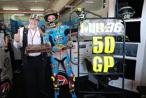 VD Straten, Joan Mir, Marc VDS Moto2