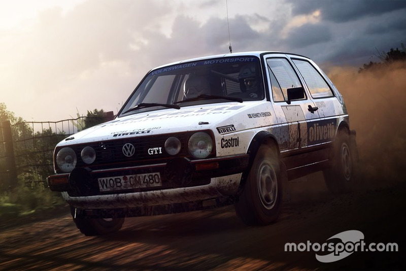 Screenshot DiRT Rally 2.0