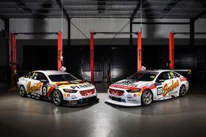 Erebus Motorsport retro liveries