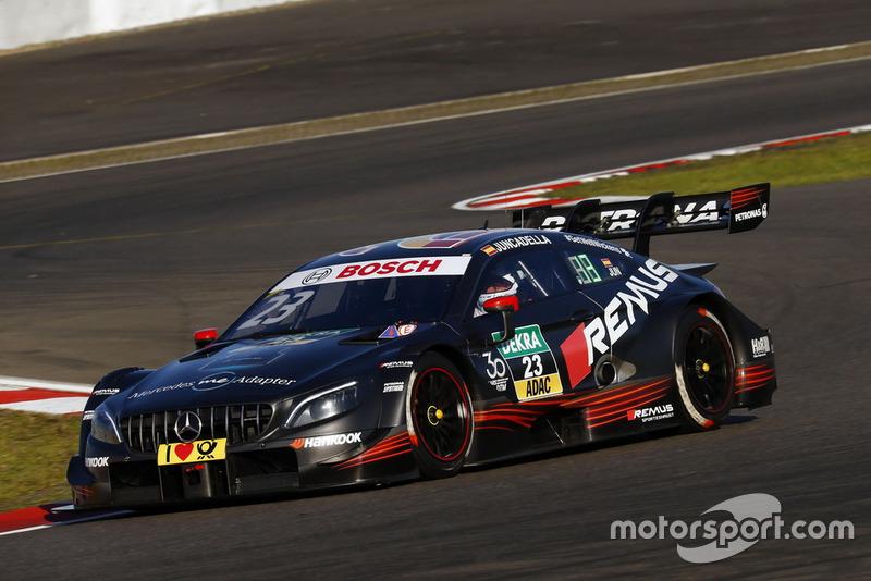 14. Daniel Juncadella, Mercedes-AMG Team HWA, Mercedes-AMG C63 DTM