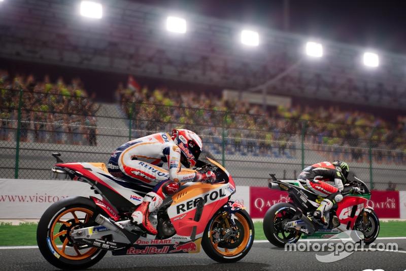 Captura MotoGP 18