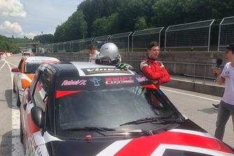 Vincze Ádám, BZ Racing