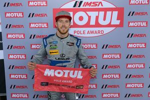 #15 3GT Racing Lexus RCF GT3, GTD - Jack Hawksworth captures pole position.