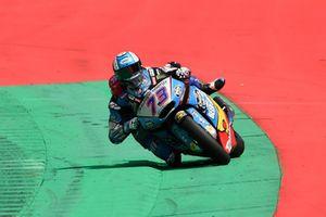Crash of Alex Marquez, Marc VDS