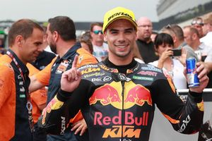 Race winner Miguel Oliveira, Red Bull KTM Ajo