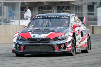 Jacques Villeneuve, Subaru