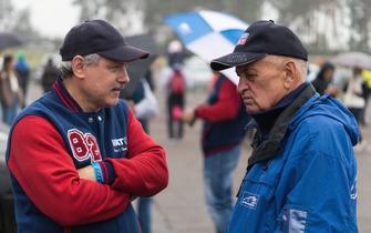 Формулісти на пенсії - Олег Гайдамаченко та Олексій Тихонович Варавін