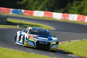 #5 Phoenix Racing Audi R8 LMS: Vincent Kolb, Frank Stippler