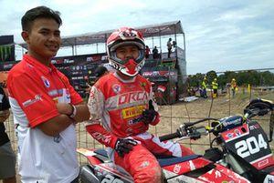 MX2: Hilman Maksum, Team Merah Putih
