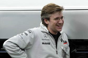 Pat Fry, McLaren mühendisi